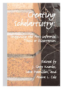 Creating Scholartistry